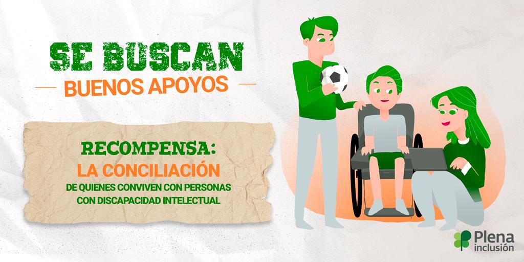 Ir a : Conciliar la vida laboral y personal, una hazaña para las familias con una persona con discapacidad intelectual o del desarrollo