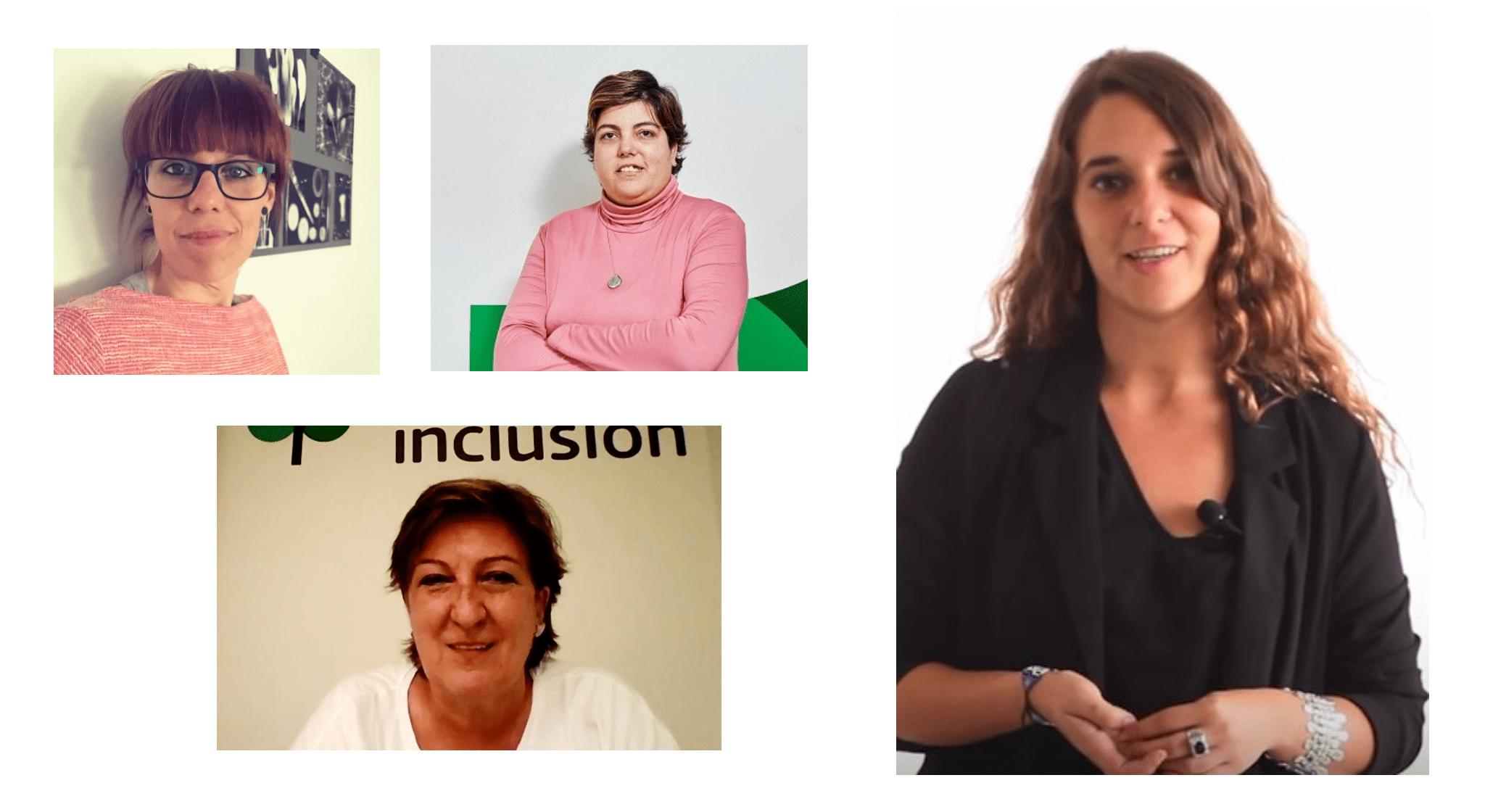 Ir a : Plena inclusión visibiliza la situación de las mujeres con discapacidad intelectual ante la Secretaria de Estado de Igualdad