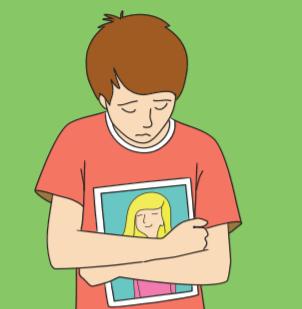 ilustración duelo muerte