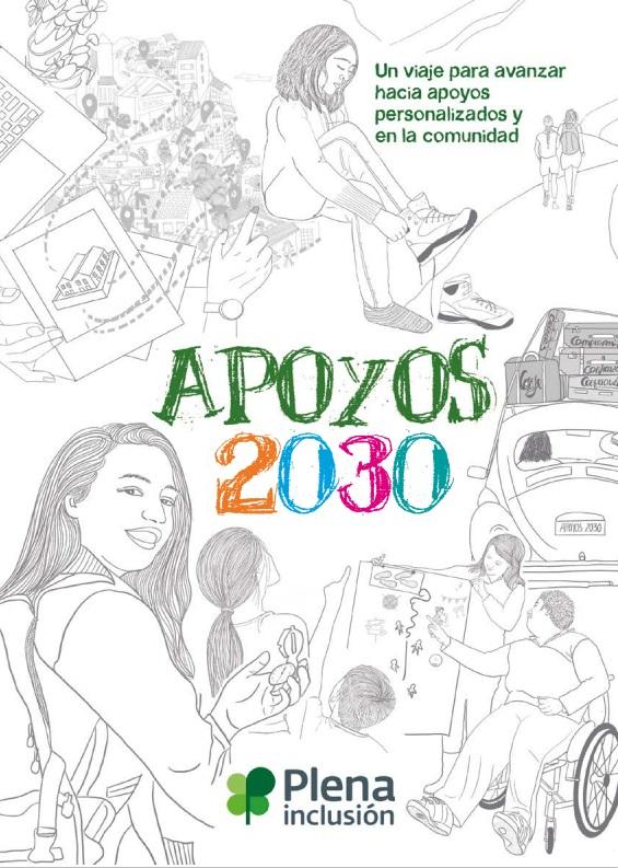 apoyos 2030 ilustración