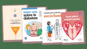 Portadas publicaciones salud