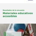 portada Plena inclusión. Resultados de la encuesta sobre materiales educativos accesibles lectura fácil