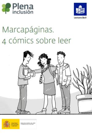 Ver Marcapáginas. 4 cómics sobre leer