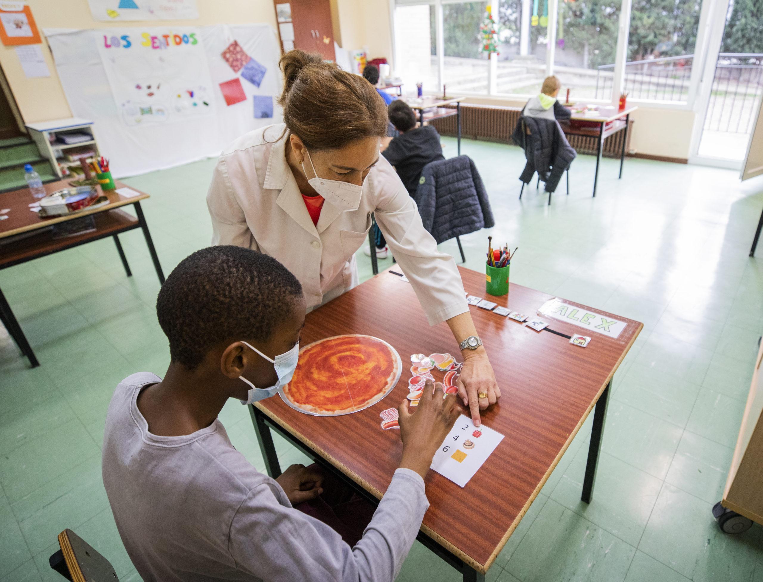 Ir a : Abierto el plazo para solicitar becas y ayudas para alumnos con necesidad específica de apoyo educativo