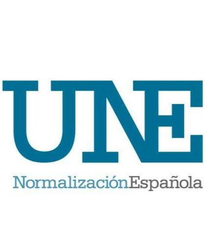 logo une normalización española
