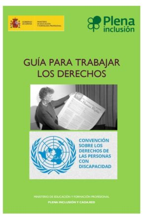 Ver Guía para trabajar los derechos