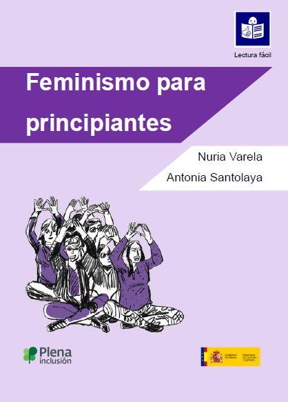 portada feminismo para principiantes lectura fácil