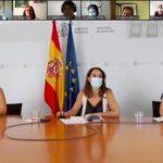 Ir a La secretaria de Estado de Igualdad escucha las reivindicaciones de las mujeres con discapacidad intelectual