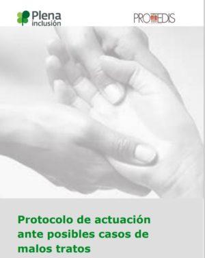 Ver Protocolo de actuación ante posibles casos de malos tratos