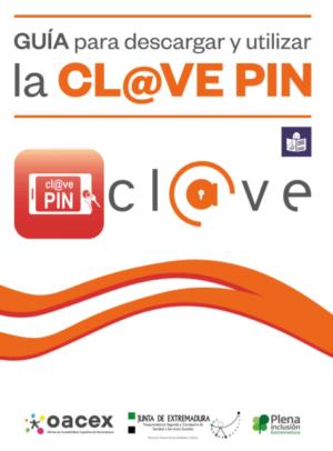 Ver Guía para descargar y utilizar la Cl@ve PIN