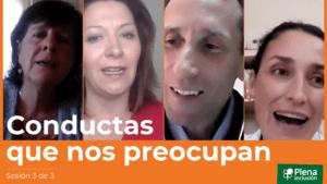 miniatura youtube conductas fotos ponentes