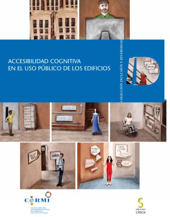 portada Accesibilidad cognitiva en el uso público de los edificios