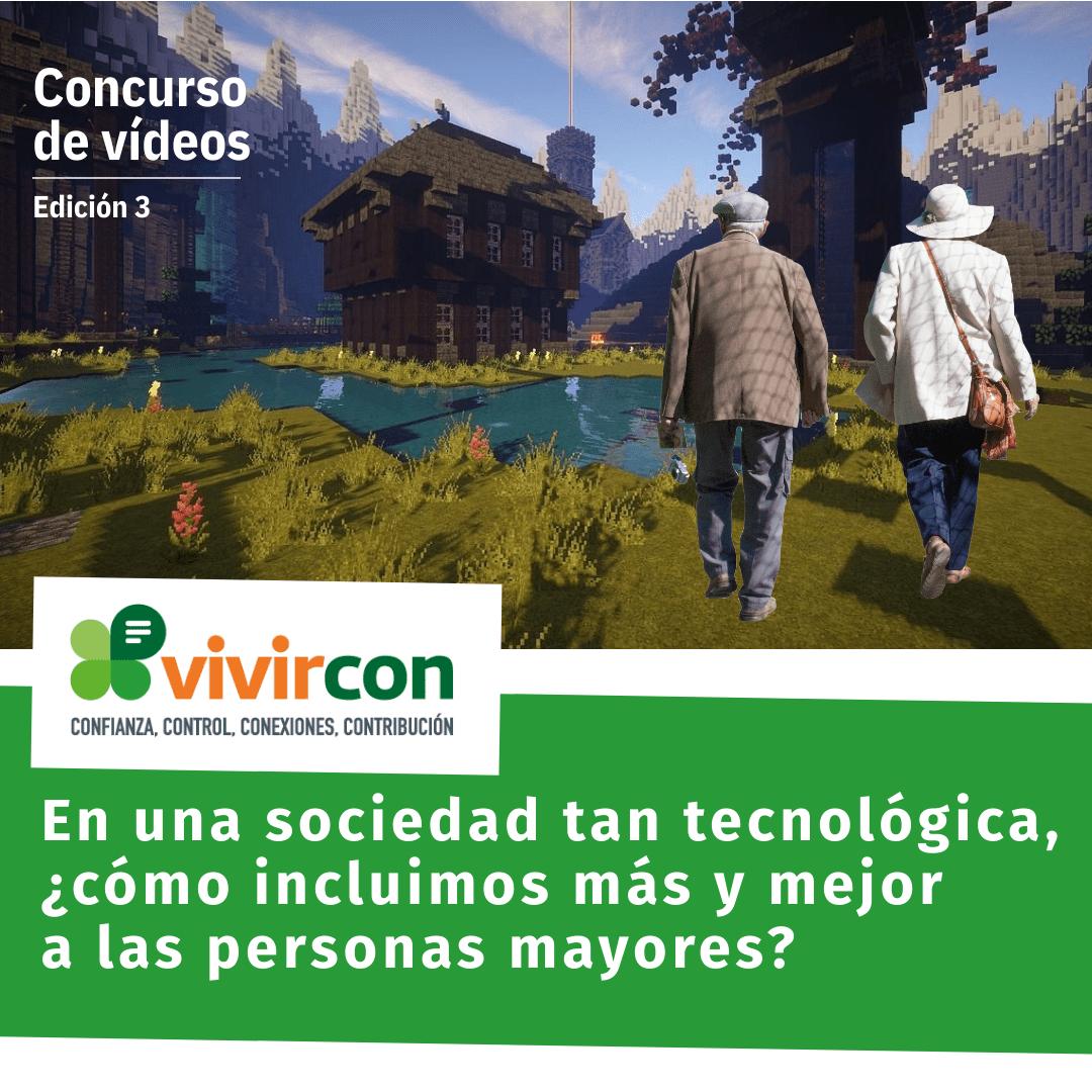 vivircon concurso 3 vídeos - instagram